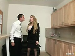 BIG TIT Blonde Secreta... video
