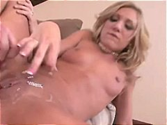 Pussy and Body Cumshot...