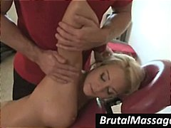 Tube8 Movie:Babe Briana Blair gets massage...