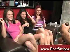 Tube8 Movie:Cfnm blowjob party for horny w...