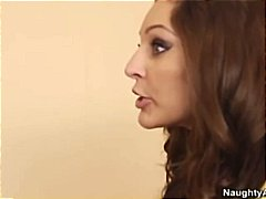 Gracie Glam Is A Wet and Horny Teen Who Loves Fucking