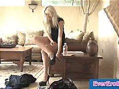Tube8 - Blonde drips pussy jui...