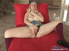 Charlotte is a curvy b... video