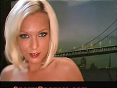 See: Blonde babe from Germa...