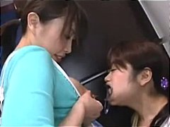 See: Asian Girl Milking Her...