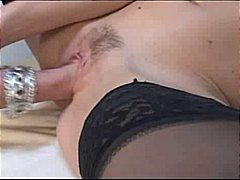 dildo, milf, kissing, ass, lick
