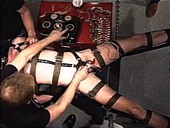 Extreme electro, balls tied tight, su...