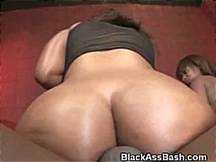 booty, threesome, amateur, black