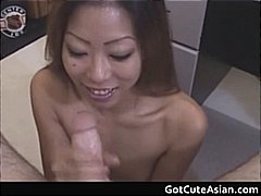 Ayako Delivers Hot Blowjob asian amat...