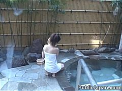 Asian babe is a hot ch...