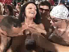 brazilian, orgy, party,