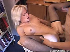 milf, amateur, stockings, oral