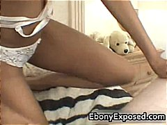 ebony, amateur, african, black