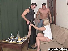 wife, granny, grandma, older, old young, mature, housewife
