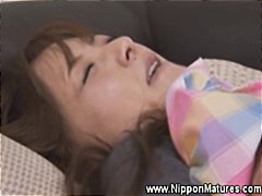 Mature japanese milf a...