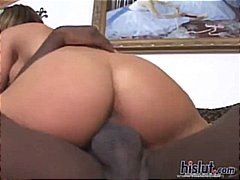interracial, cumshot, butt, facial