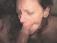 whore, brunette, amateur, blowjob,