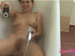 student, czech, amateur, shower,