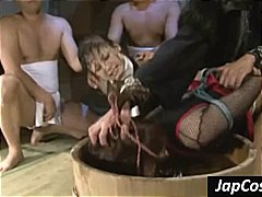 japanese, asian, torture, slave