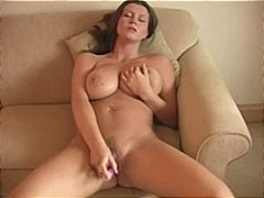masturbating, big tits, fingering