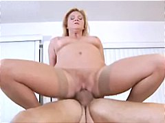 mom, housewife, cumshot, mature, cum