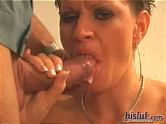 mature, facial, oral, cumshot,