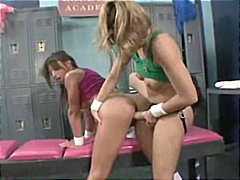 See: Two hot lesbians in th...