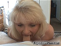 milf, amateur, masturbating, mom