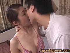 Mature Misa Tachibana Rides To An Orgasm part2