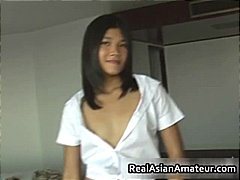 DrTuber - Dildong asian rubs her...