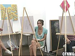 Extremely Hot Artist G... video