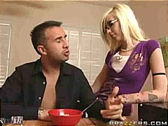 jizz, blowjob, boobs, milf, big tits,