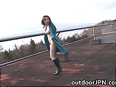 fucking, outdoor, sucking, babe, asian