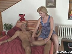 mature, blowjob, reality, mom, european,