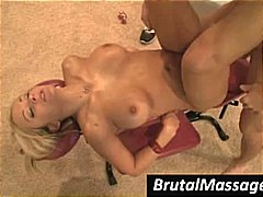 Busty blonde Briana Bl... preview