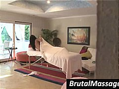 DrTuber Movie:Brunette Amia Miley gets a nic...
