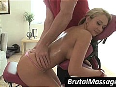 Blonde Briana Blair ge... preview