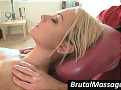 Blonde Briana Blair ge... video