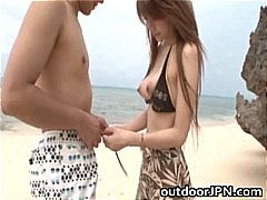 public, japanese, interracial, outdoor