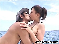 Ai Takeuchi Asian babe... video