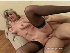 pussy, doggystyle, moaning, older