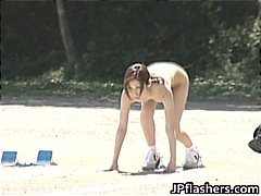 public, japanese, outdoor, flasher