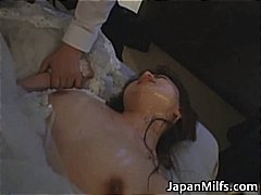 mature, anal, mom, milf, asian,