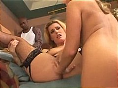 threesome, cumshot,