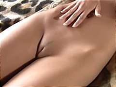 See: Hot Blond Plays With H...