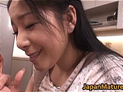 Ayane Asakura Japanese mature woman p...
