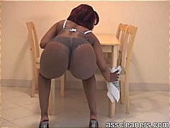 Displaying fat ebony a...