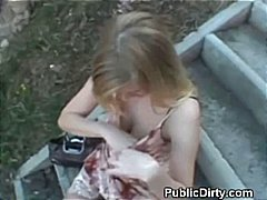 tits, pussy, flasher, public