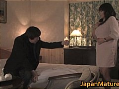 Hot slut Rumi Kazama sucks and fucks ...