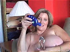 cougar, milf, amateur, mature, fat, tits, older